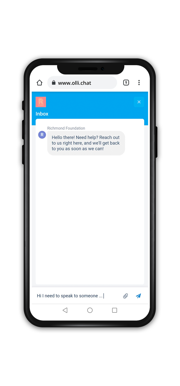 OLLI Chat Phone